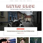 Retro Blog