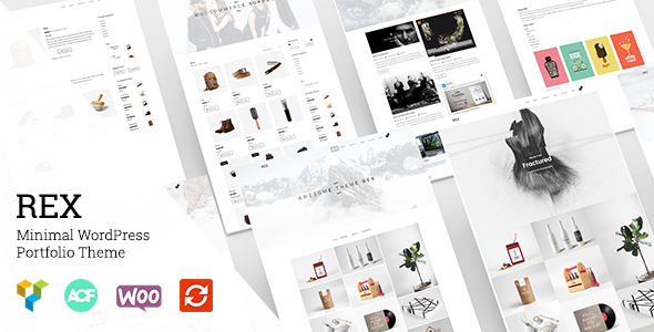 Rex Preview Wordpress Theme - Rating, Reviews, Preview, Demo & Download
