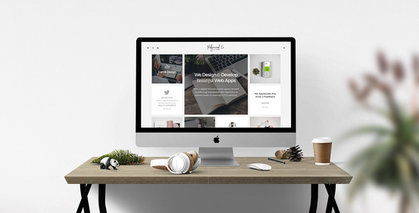 Ridgewood Contemporary Preview Wordpress Theme - Rating, Reviews, Preview, Demo & Download