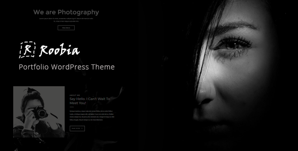 Roobia Preview Wordpress Theme - Rating, Reviews, Preview, Demo & Download