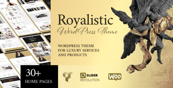 Royalistic Preview Wordpress Theme - Rating, Reviews, Preview, Demo & Download