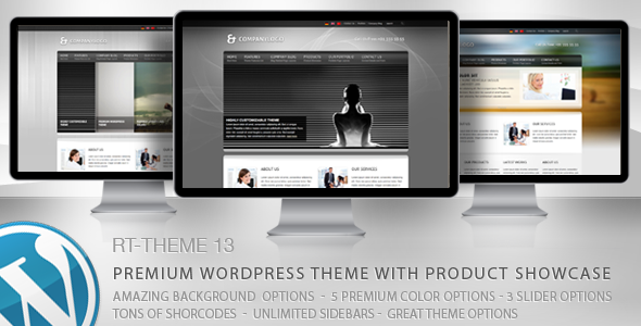 RT Preview Wordpress Theme - Rating, Reviews, Preview, Demo & Download