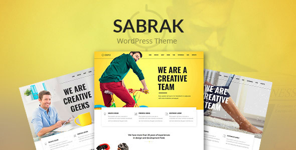 Sabrak Preview Wordpress Theme - Rating, Reviews, Preview, Demo & Download