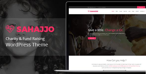 Sahajjo Preview Wordpress Theme - Rating, Reviews, Preview, Demo & Download