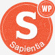 Sapientia Wordpress