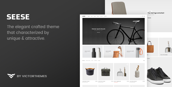 Seese Preview Wordpress Theme - Rating, Reviews, Preview, Demo & Download