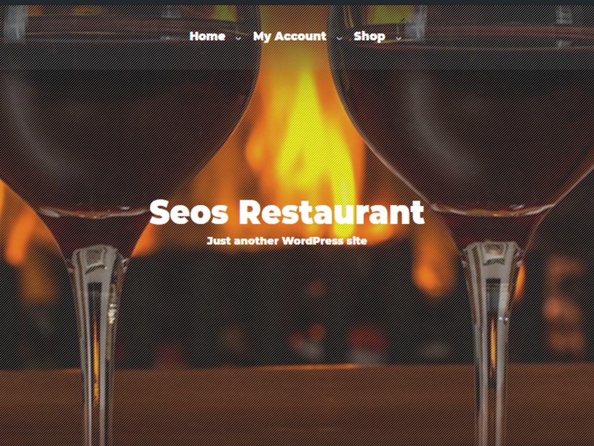 SEOS Restaurant Preview Wordpress Theme - Rating, Reviews, Preview, Demo & Download