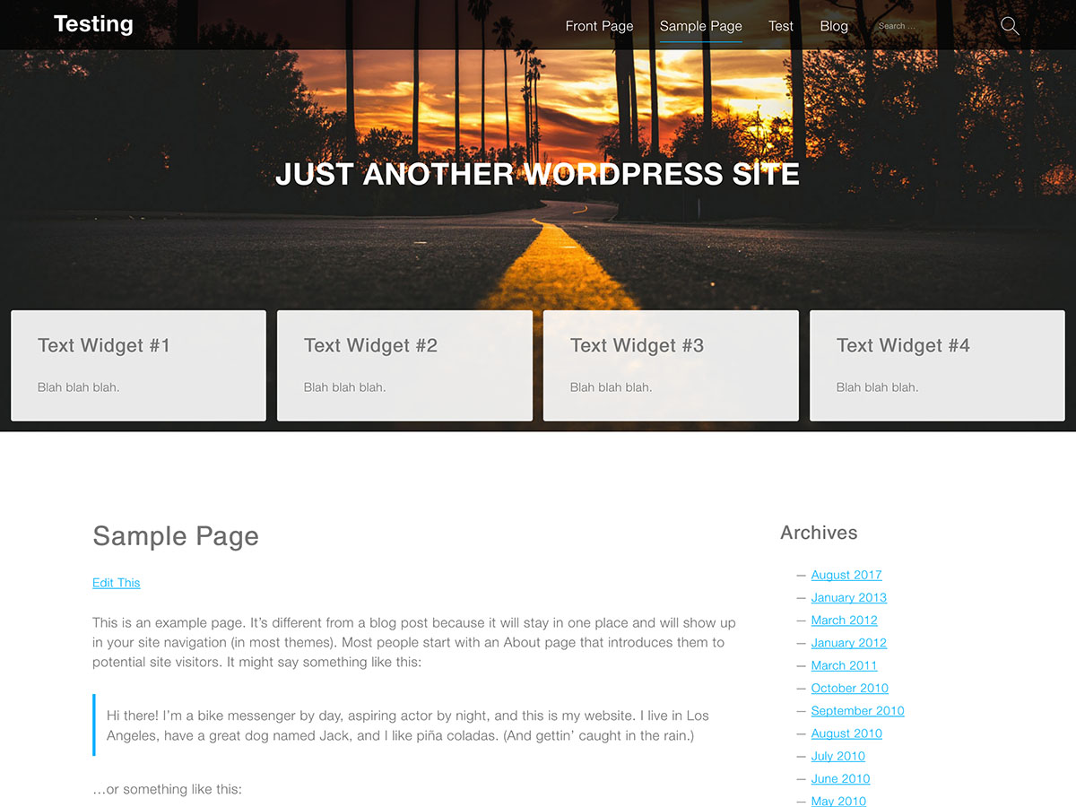 Services Preview Wordpress Theme - Rating, Reviews, Preview, Demo & Download