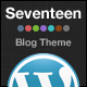 Seventeen WordPress