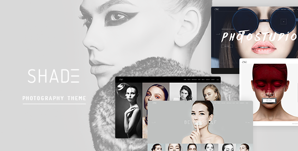 Shade Preview Wordpress Theme - Rating, Reviews, Preview, Demo & Download