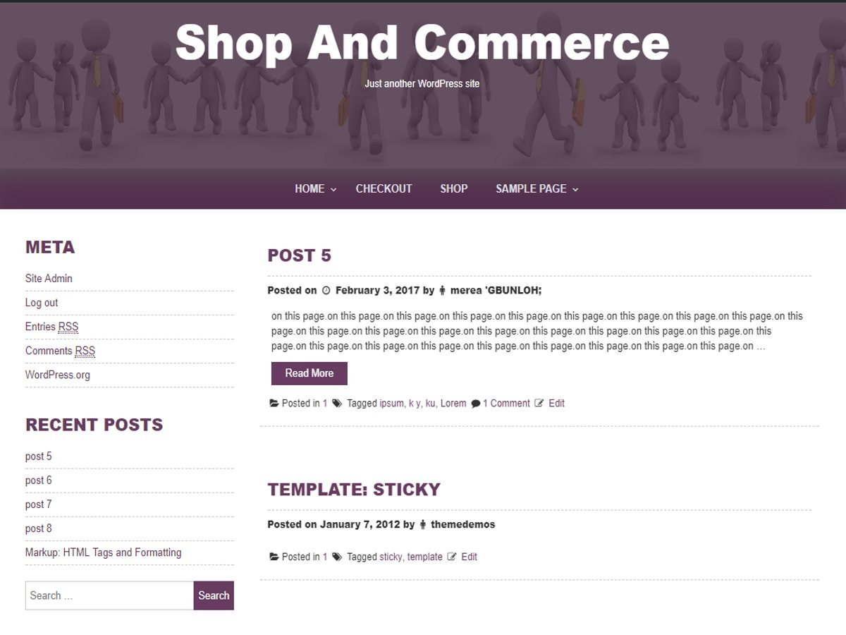 Shop And Preview Wordpress Theme - Rating, Reviews, Preview, Demo & Download