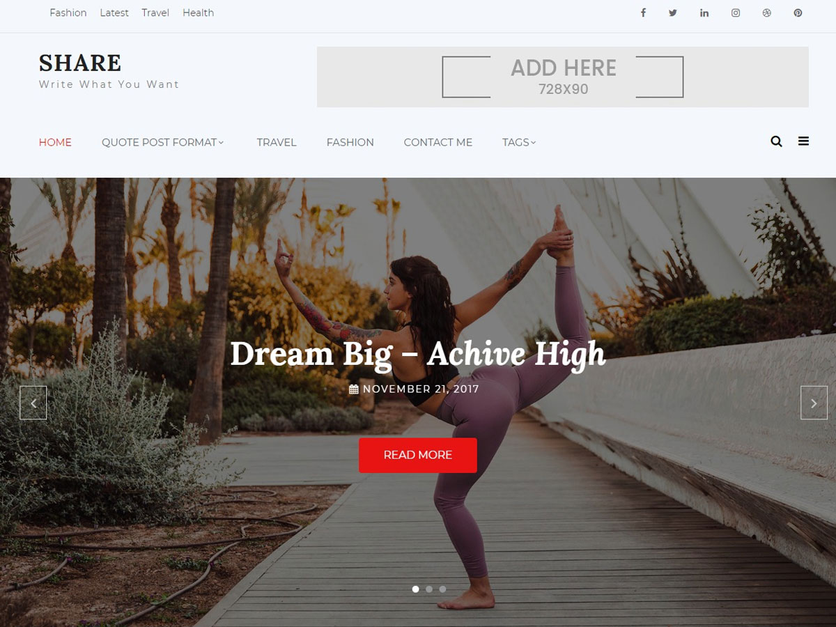 Shree Preview Wordpress Theme - Rating, Reviews, Preview, Demo & Download