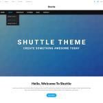 Shuttle Portfolio
