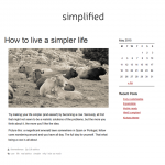 SimplifiedBlog
