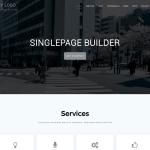 Singlepage Builder