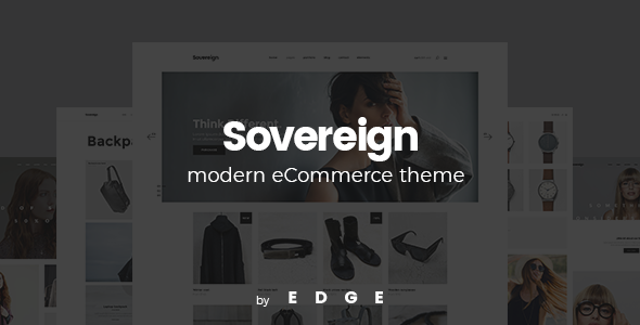 Sovereign Preview Wordpress Theme - Rating, Reviews, Preview, Demo & Download