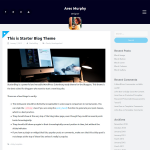 Starter Blog