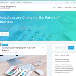 Startup Blog