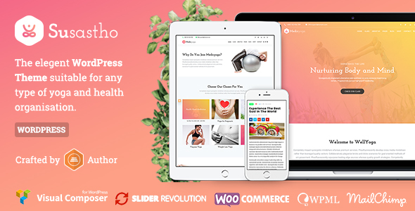 Susastho Preview Wordpress Theme - Rating, Reviews, Preview, Demo & Download