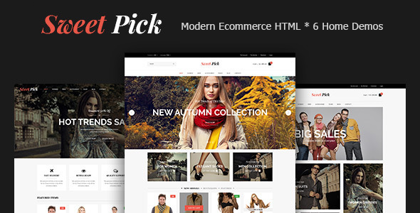 Sweet Pick Preview Wordpress Theme - Rating, Reviews, Preview, Demo & Download