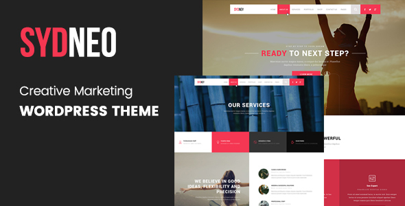 Sydneo Preview Wordpress Theme - Rating, Reviews, Preview, Demo & Download