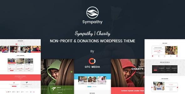 Sympathy Preview Wordpress Theme - Rating, Reviews, Preview, Demo & Download