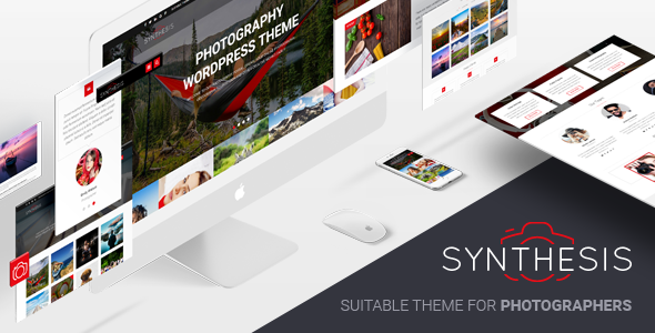 Synthesis Preview Wordpress Theme - Rating, Reviews, Preview, Demo & Download