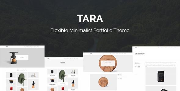 Tara Preview Wordpress Theme - Rating, Reviews, Preview, Demo & Download