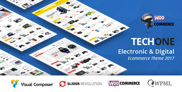 Techstore Preview Wordpress Theme - Rating, Reviews, Preview, Demo & Download