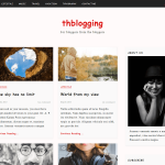 TH Blogging