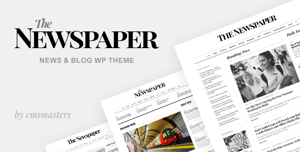 The Newspaper Preview Wordpress Theme - Rating, Reviews, Preview, Demo & Download