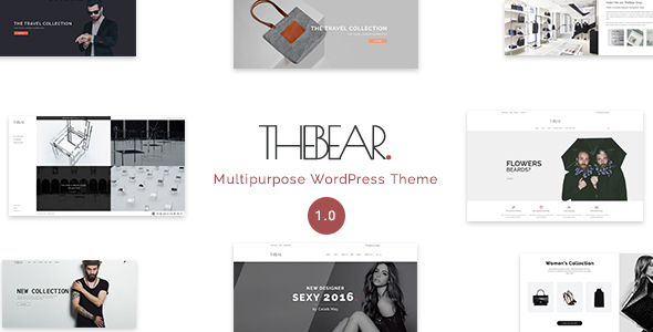 Thebear Preview Wordpress Theme - Rating, Reviews, Preview, Demo & Download