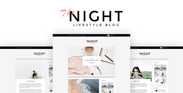 TheNight Preview Wordpress Theme - Rating, Reviews, Preview, Demo & Download