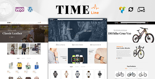 Time Lines Preview Wordpress Theme - Rating, Reviews, Preview, Demo & Download