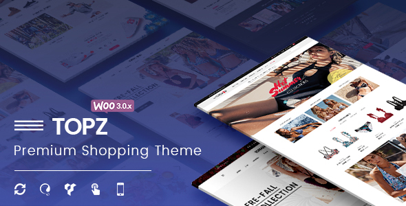 TopZ Preview Wordpress Theme - Rating, Reviews, Preview, Demo & Download