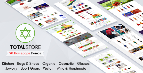 TotalStore Preview Wordpress Theme - Rating, Reviews, Preview, Demo & Download