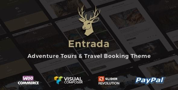 Tour Booking Preview Wordpress Theme - Rating, Reviews, Preview, Demo & Download