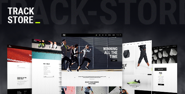 TrackStore Preview Wordpress Theme - Rating, Reviews, Preview, Demo & Download