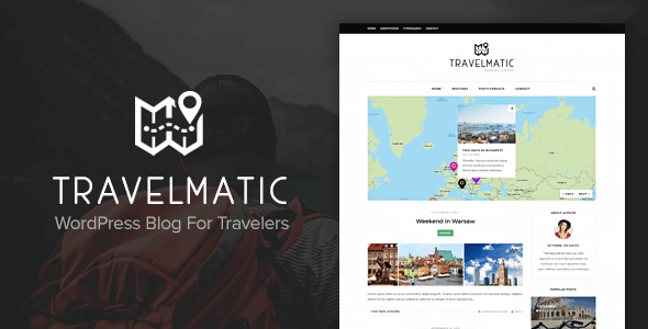 Travelmatic Preview Wordpress Theme - Rating, Reviews, Preview, Demo & Download