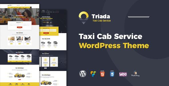 Triada Preview Wordpress Theme - Rating, Reviews, Preview, Demo & Download