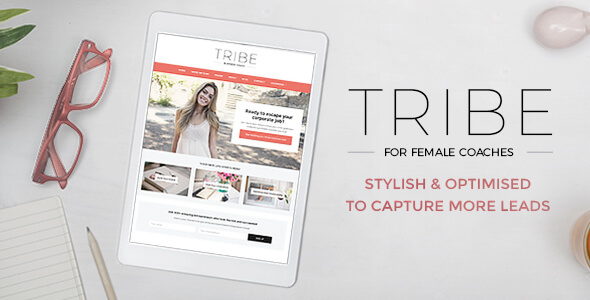 Tribe Preview Wordpress Theme - Rating, Reviews, Preview, Demo & Download