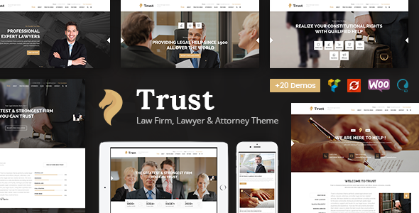 Trust Business Preview Wordpress Theme - Rating, Reviews, Preview, Demo & Download