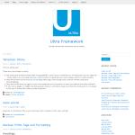 Ultra Framework