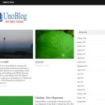 UnoBlog Lite