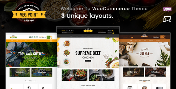 Veg Point Preview Wordpress Theme - Rating, Reviews, Preview, Demo & Download