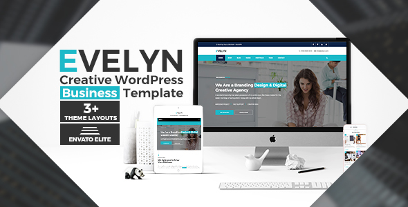 VG Evelyn Preview Wordpress Theme - Rating, Reviews, Preview, Demo & Download