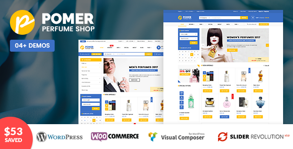 VG Pomer Preview Wordpress Theme - Rating, Reviews, Preview, Demo & Download
