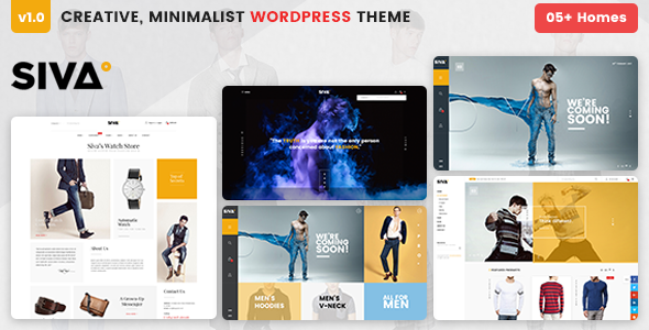 VG Siva Preview Wordpress Theme - Rating, Reviews, Preview, Demo & Download