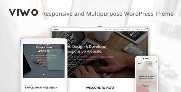Viwo Preview Wordpress Theme - Rating, Reviews, Preview, Demo & Download