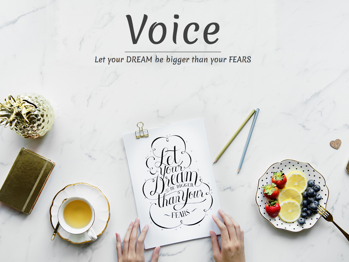 Voice Blog Preview Wordpress Theme - Rating, Reviews, Preview, Demo & Download